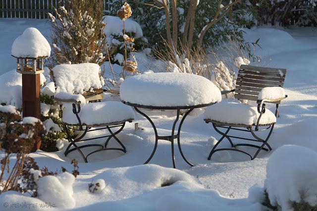 Gartenblog Zu Gartenplanung, Gartendesign Und Gartengestaltung ... Gartengestaltung Im Winter