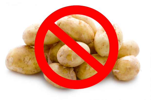 Banned Potatoes