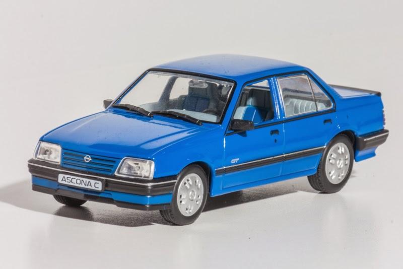 Miniautohobby Opel Ascona C