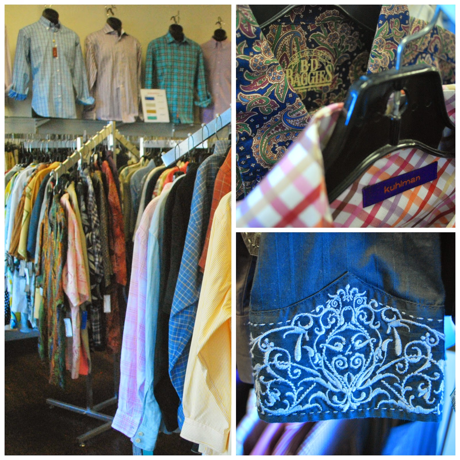 Designer Clothes For Men Consignment You must stop in to see the