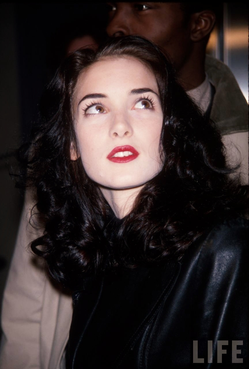 a winona ryder mix country girl city life