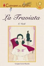 "pera de Verdi ""La Traviata"".El famoso brindis"