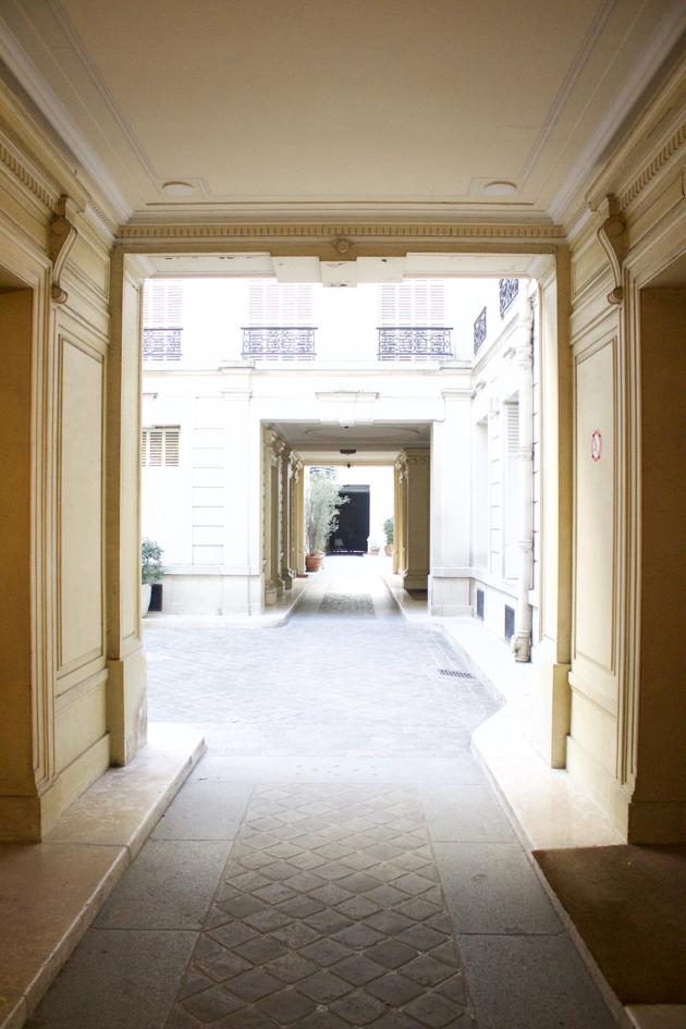 Caroline De Marchi Showroom location