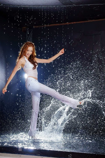 Eun Bin Yang - All White In Water