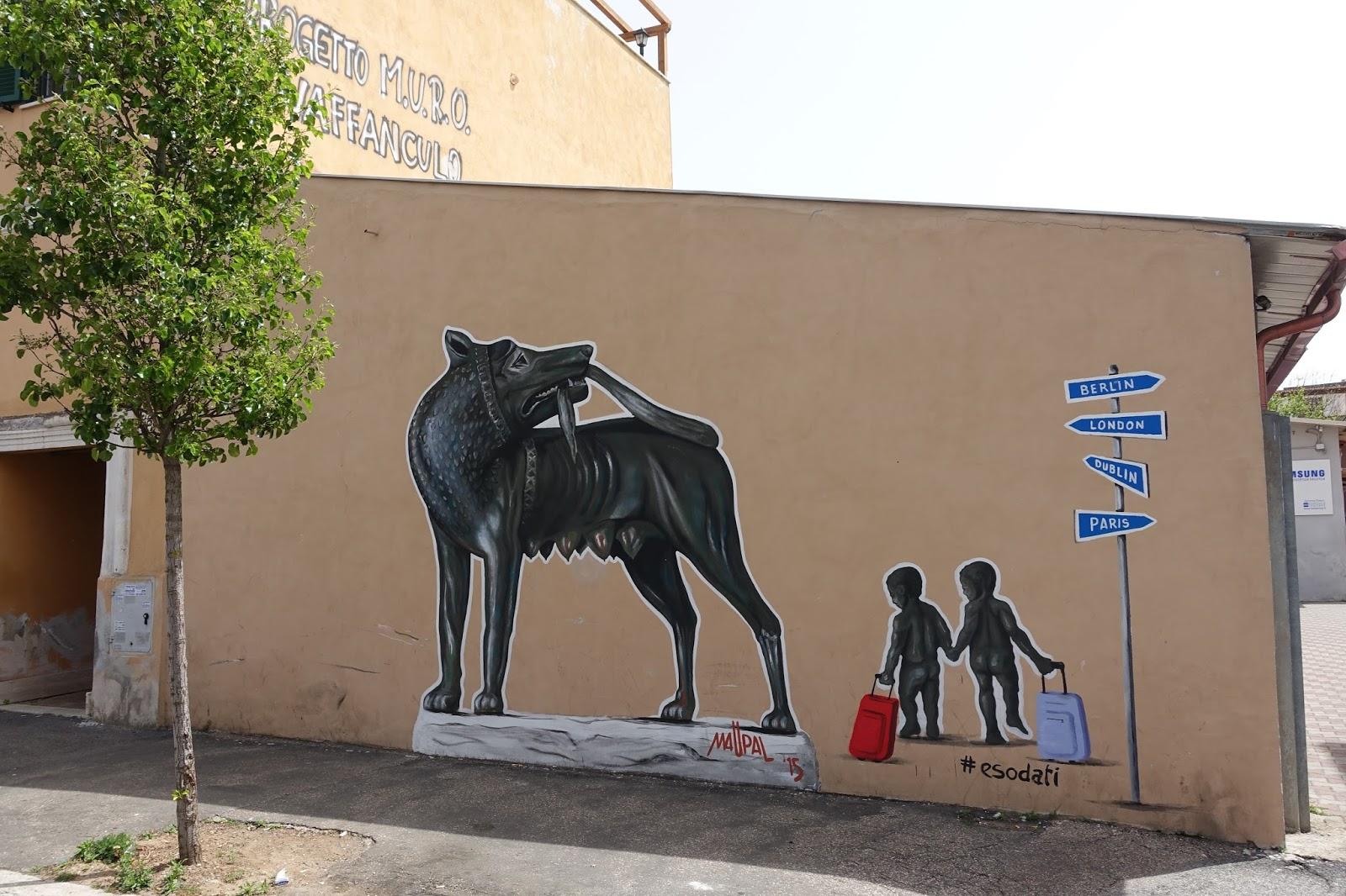she wolf rome art - photo#40