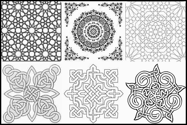 Como Pintar Mosaicos - Diseño Belle Maison - Firmix.net