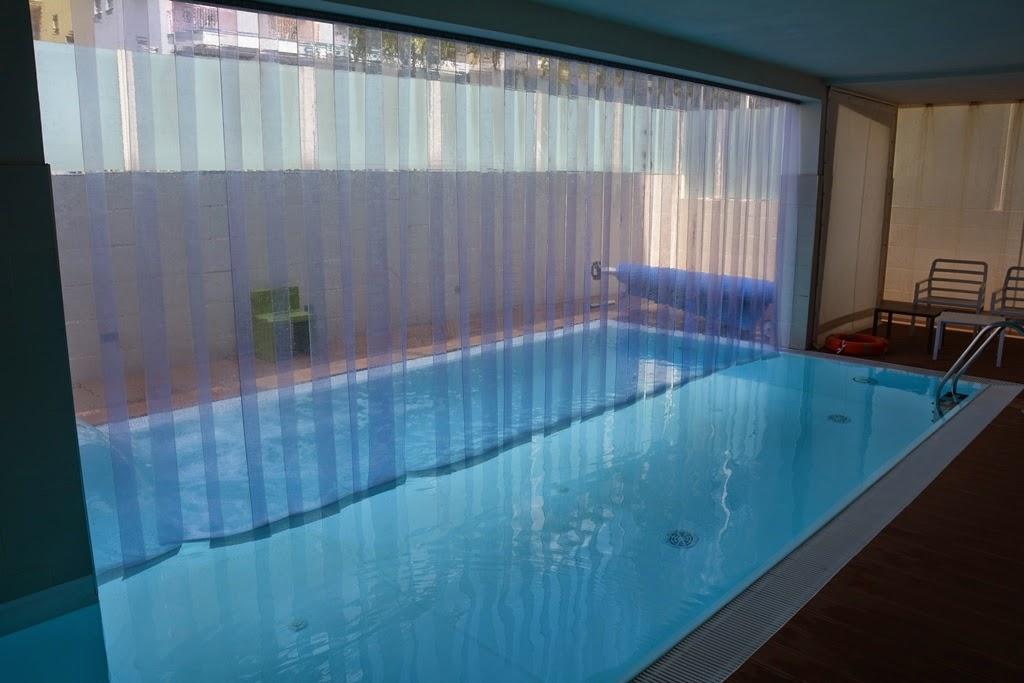L'Hotel Rimini pool