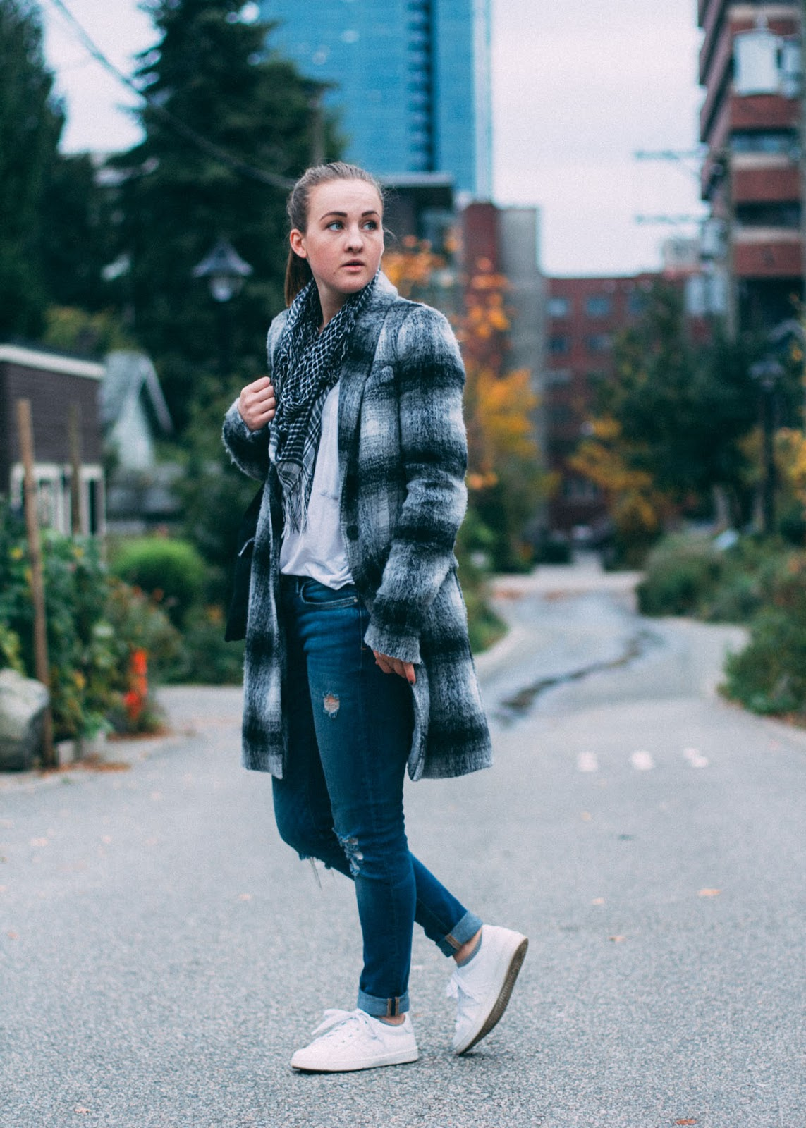 OOTD - Fall outfit - Zara - Vancouver Fashion and Personal Style Blogger