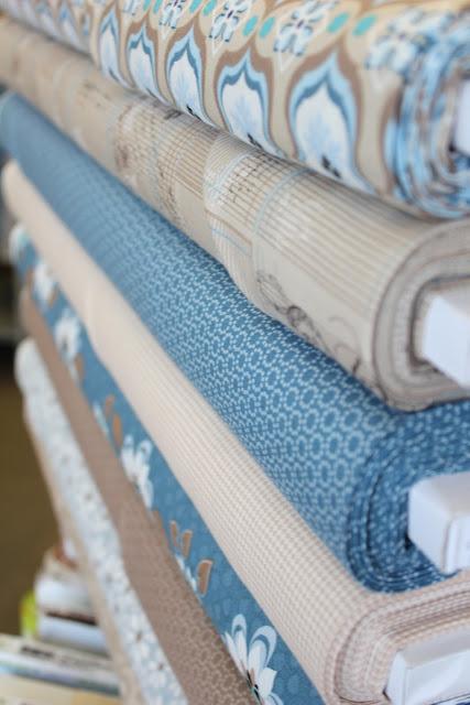 Capri fabric Adornit