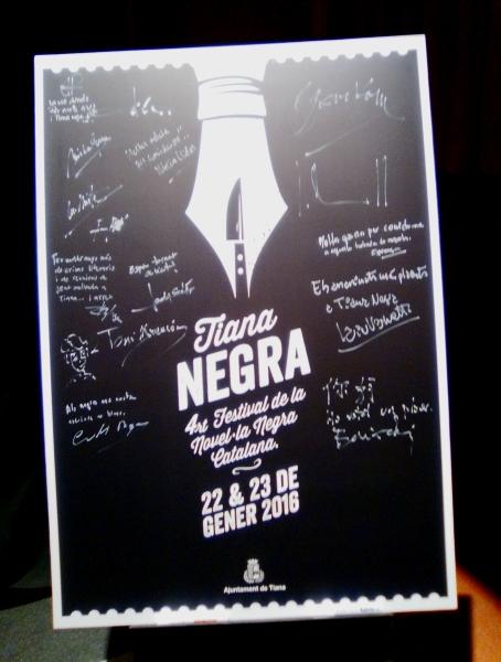 'L'ànima de l'assassí' a Tiana Negra