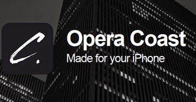 Opera Coast 4.0: Browser Terbaru Dengan Layar Sentuh