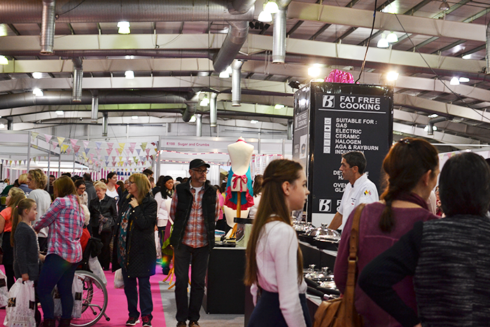 Cake and Bake Show Edinburgh | Colours and Carousels - Scottish Lifestyle, Beauty & Fashion blog
