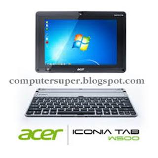 Acer ICONIA Tab W500 Wi Fi Driver
