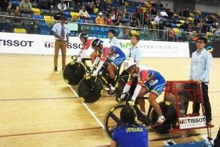 Equipo de Velocidad Clasificado a los JJ. OO de Rio 2016