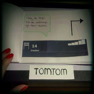 Sinterklaas Surprise TomTom