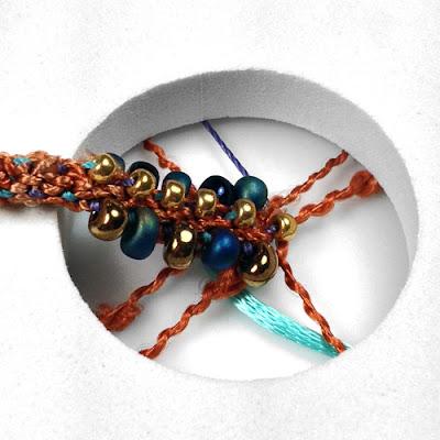 Kumihimo Bracelet Duo Kit