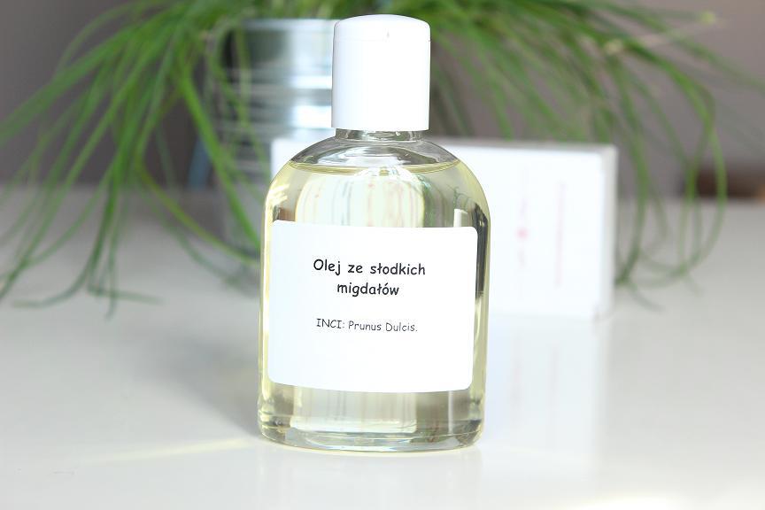 Ojej, to olej idealny! // Fitomed Olej ze słodkich migdałów
