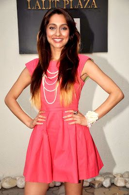 Anousha Dandekar unveils MTV The ONE