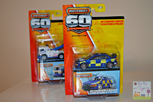 Matchbox - Happy 60th Anniversary!