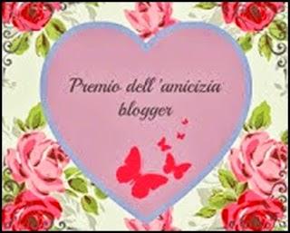 Premio Amicizia Blogger