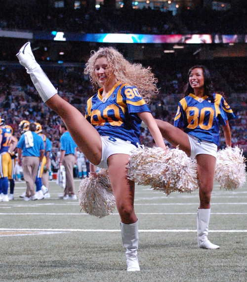 Nfl Cheerleaders High Leg Kick Sex Porn Images