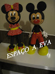 FOFUCHO MICKEY E MINNIE