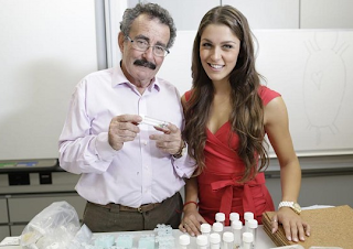Lord Winston's IVF success yields Miss England @osaseye.blogspot.com