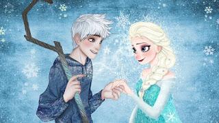 Gambar Elsa dan Jack Forst wallpaper 15