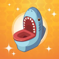 [Entrega]Regalos 9 de Agosto: Toilet+shark