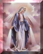 MARIA MÃE DE JESUS  PASSA NA FRENTE
