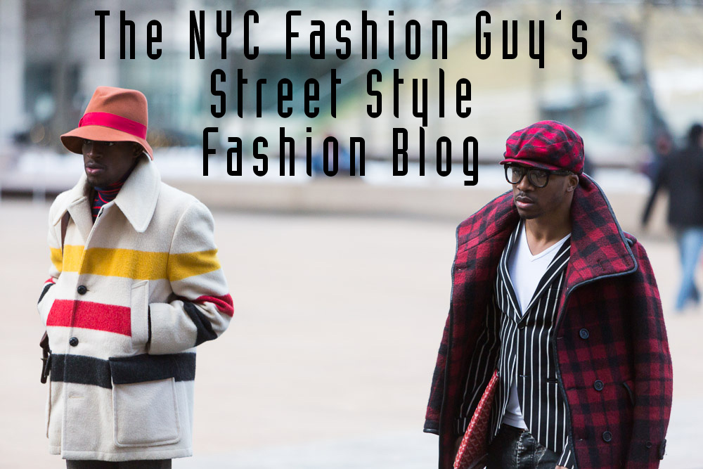 The NYC Fashion Guy