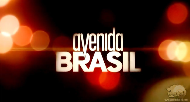 trilha sonora da novela avenida brasil músicas que tocam na novela