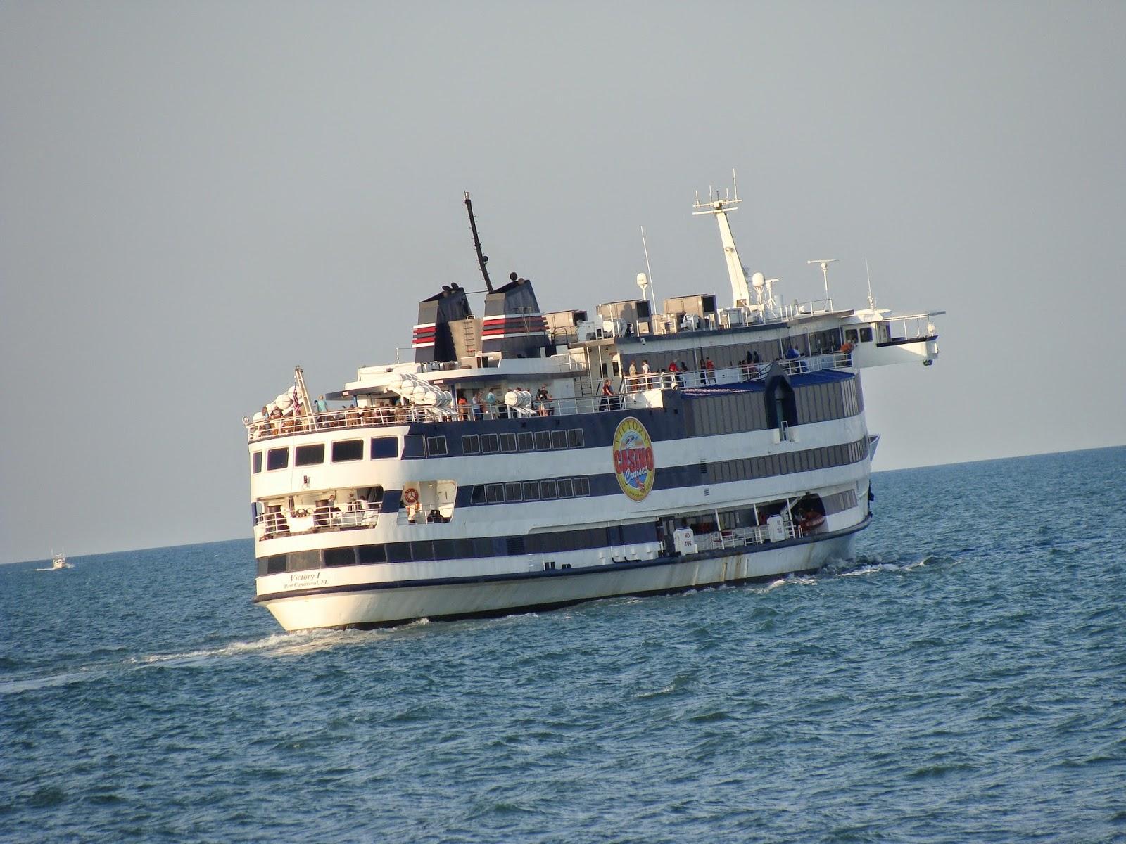 Daytona Beach Gambling Cruises