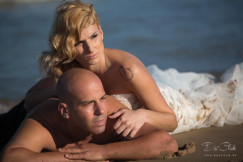 Jose y Vero - Postboda en la playa