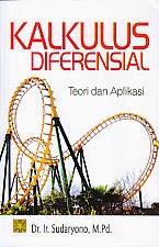 toko buku rahma: buku KALKULUS DIFERENSIAL TEORI DAN APLIKASI, pengarang sudaryono, penerbit kencana