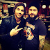 2014-03-21 Candid: Adam gets a Haircut at Sivletto-Sweden