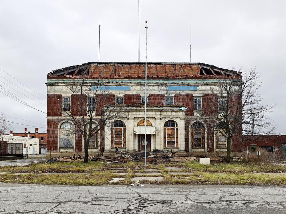 Doctor Ojiplático. Philip Jarmain. American Beauty. Detroit. Fotografía | Photography