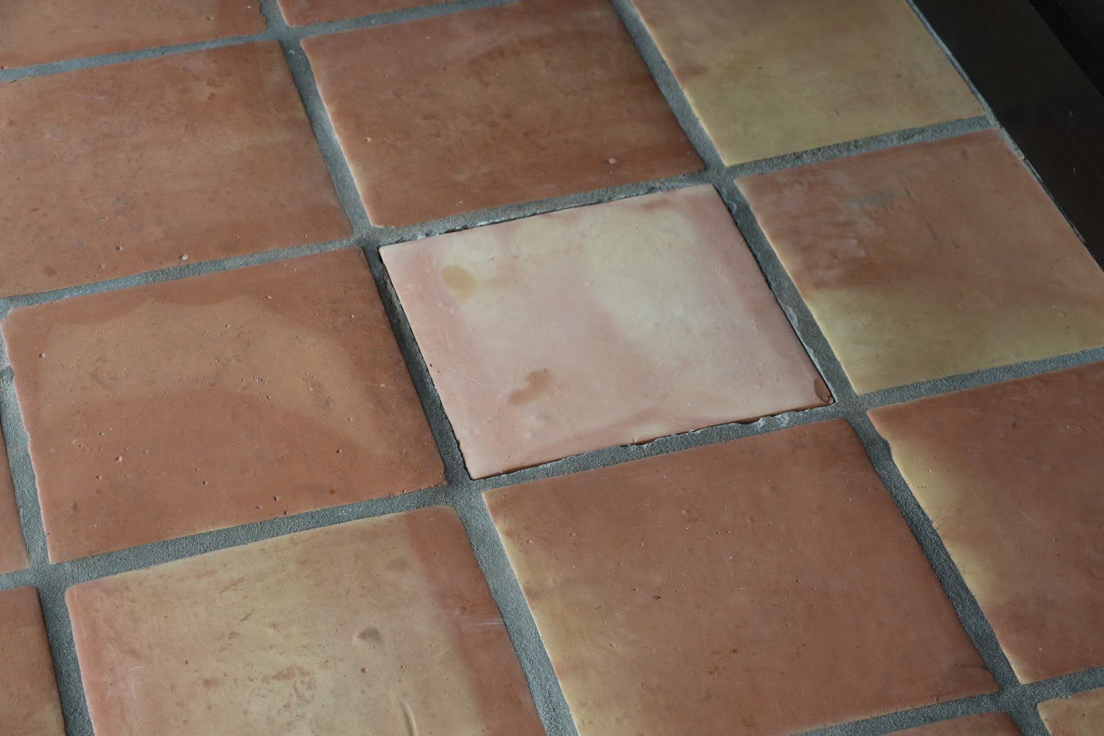 Dusty coyote replacing a cracked or chipped tile replacing a broken tile dailygadgetfo Choice Image
