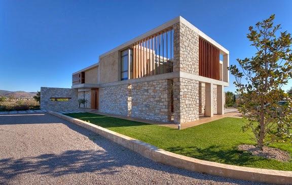 Fachadas de piedra fachadas de casas con frente de piedra Frentes de casas con piedras