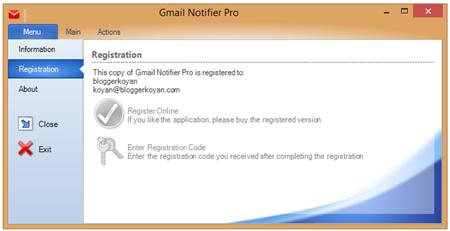 Gmail Notifier Pro v5.2.4