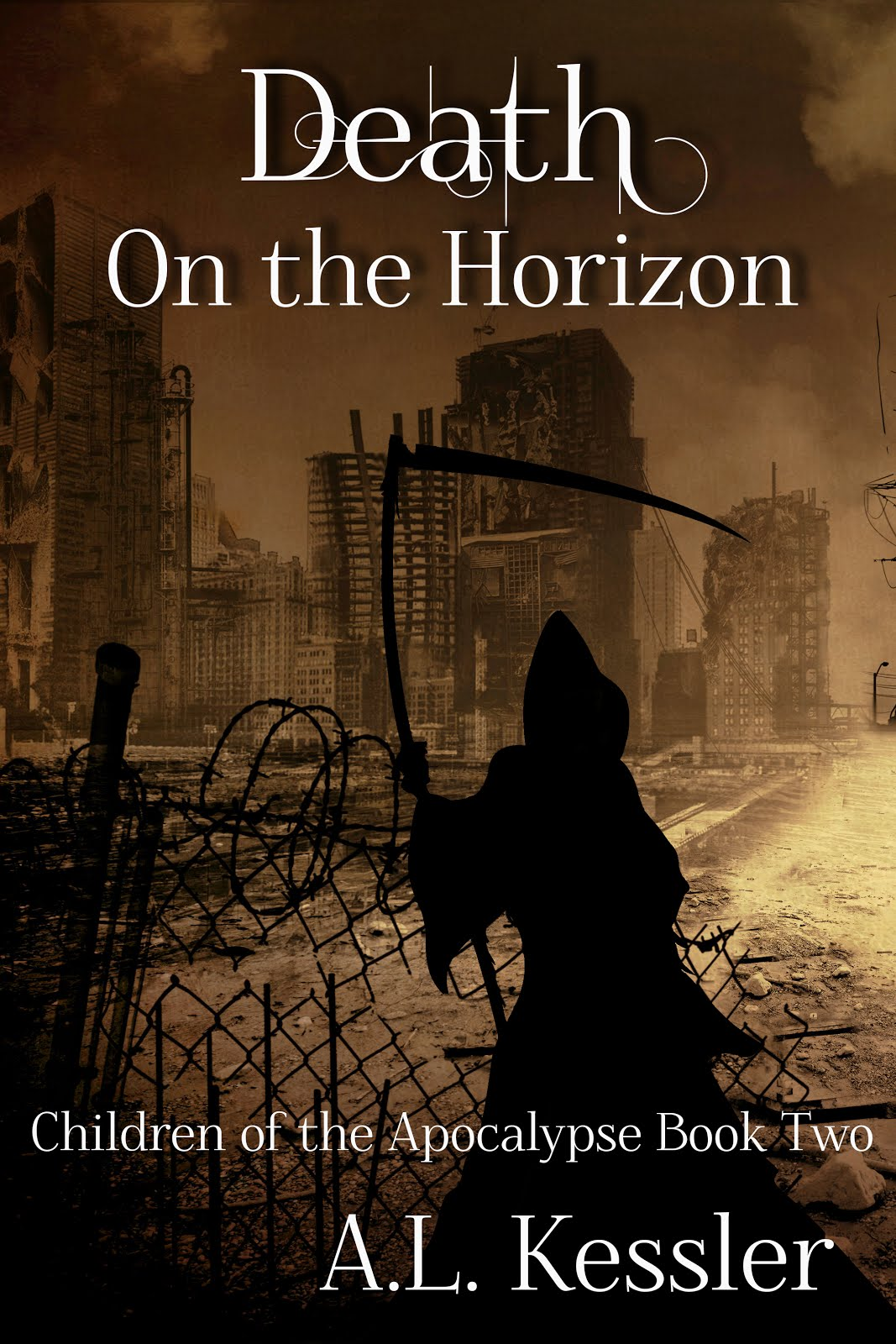 Out Now Death on the Horizon!