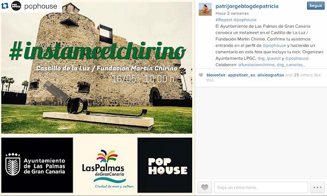 Fundación-Martín-Chirino-Castillo-de-La Luz-Instameet-Elblogdepatricia-Calzado