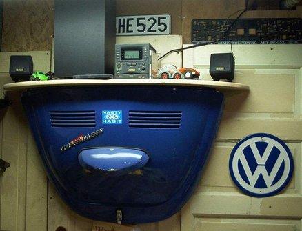 1964 volkswagen notchback garage tunes. Black Bedroom Furniture Sets. Home Design Ideas