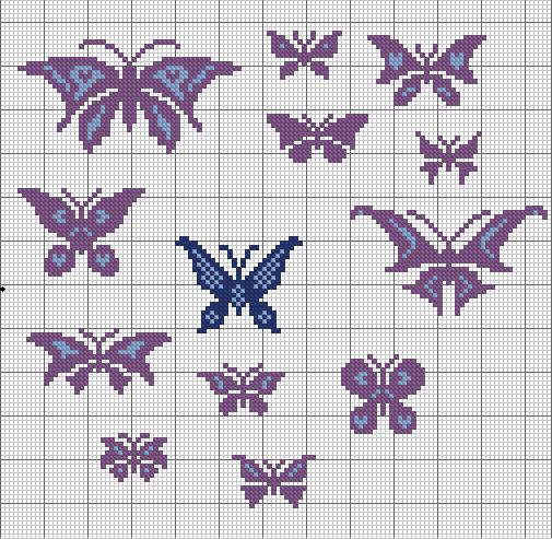 Butterfly Patterns - Goder Family