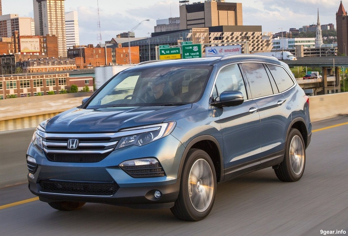 All-new 2016 Honda Pilot SUV | Car Reviews | New Car Pictures for 2018, 2019