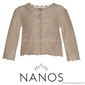 Princess Sofia Style NANOS Cardigan