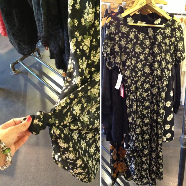 vancouver fashion blog, vintage fashion, vintage item, hey jude vintage shop at lut boutique