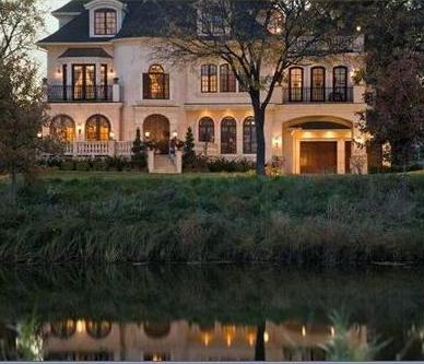Fachadas de casas fachadas de casas estilo americano for Home designs by bruno