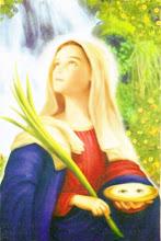 Saint Lucy, Santa Luzia