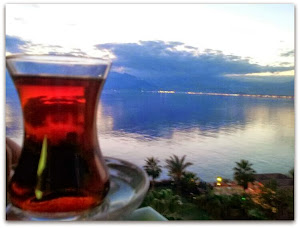 The Best Places to Drink Turkish Tea in Antalya